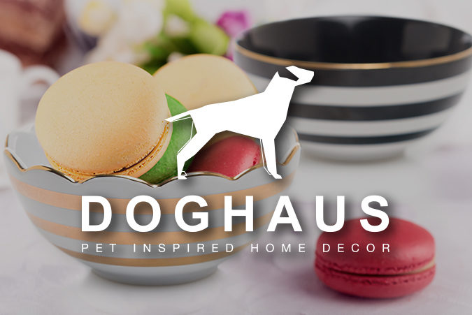 Dog Accessories Pet Home Decor Doghaus Ceramics Gifts Pet Lover Inspired